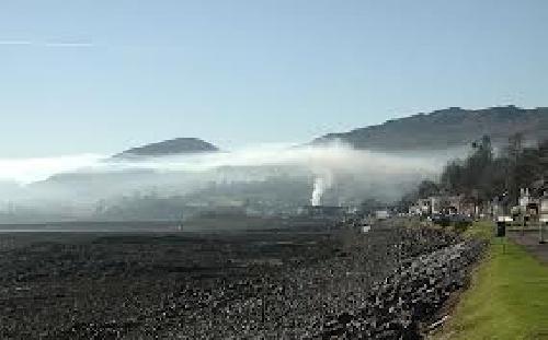 اينورژن و اثر آن در آلودگي هواي محيط - پروژه محیط زیست